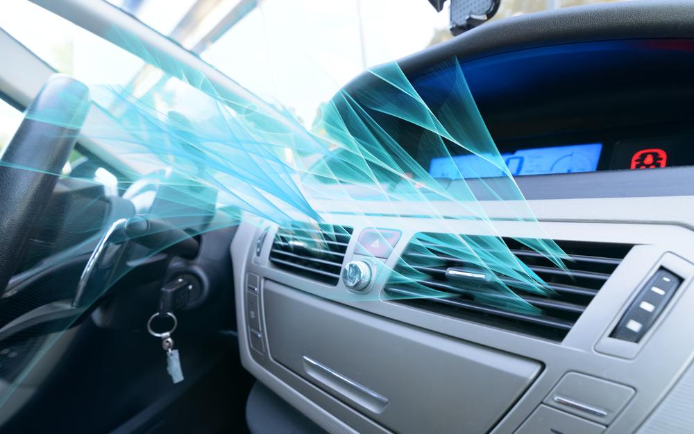 Климатикът в колата